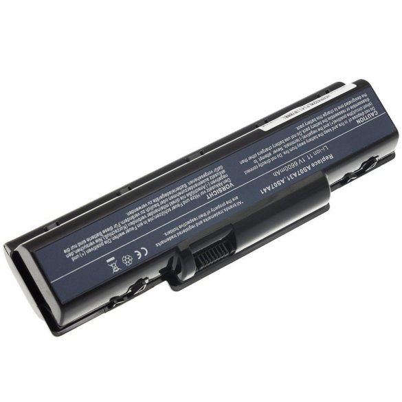 Green Cell akku Acer Aspire 4710 4720  5735 5737Z 5738 / 11,1V 6600mAh