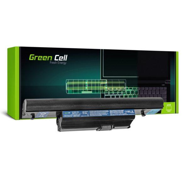 Green Cell akku Acer Aspire 5553 5625G  5745 5745G 5820T / 11,1V 4400mAh