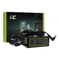 Green Cell laptop töltő Sony VAIO 64W / 16V 4A / 6.5mm-4.4mm PIN