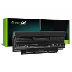 Green Cell akku Dell Inspiron N3010  N4010 N5010 13R 14R 15R J1 (rear) / 11,1V  6600mAh