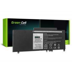 Green Cell akku Dell Latitude E5450  E5470 E5550 E5570 / 7,4V 6900mAh
