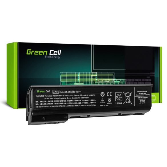 Green Cell akku HP ProBook 640 645 650 655 G1 / 11,1V 4400mAh