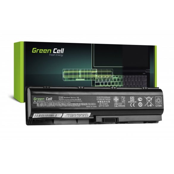 Green Cell akku HP TouchSmart TM2 TM2T / 11,1V 4400mAh