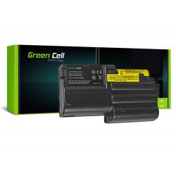 Green Cell akku Lenovo ThinkPad T30 / 11,1V 4400mAh