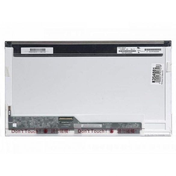 """LP156WH4 LG Philips LCD 15,6"""" NORMAL HD 40 pin fényes"""