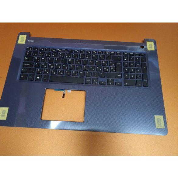 Dell G3 15 3779 palmrest világító magyar billentyűzettel 06XX1G