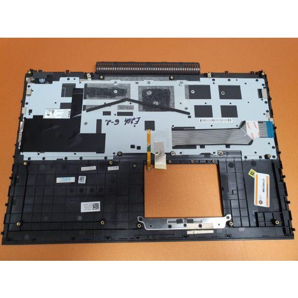 Dell Inspiron 15 7567 palmrest török klaviatúrával 0MDC8K, 0163K2 (backlit, világító)