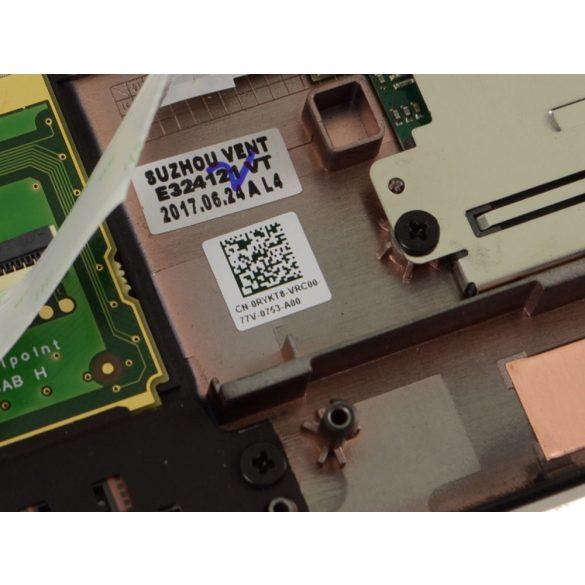 Dell Latitude 7480 palmrest érintőpaddal, 0RYKT8