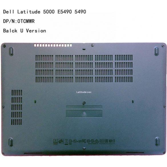 Dell Latitude E5490 alsó szervíz fedél