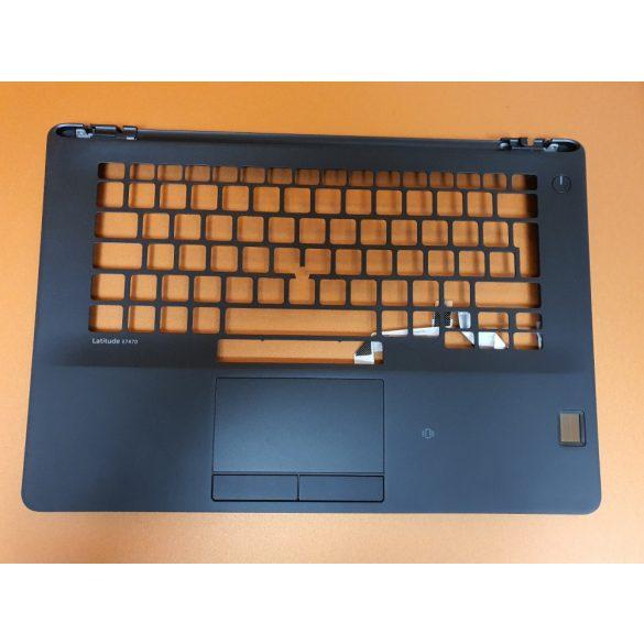 Dell Latitude E7470 palmrest érintőpaddal, ujjlenyomat olvasóval WVNHW