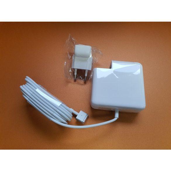 Utángyártott laptop töltő Apple Macbook 65W / 16,5V 3.65A / Magsafe 2