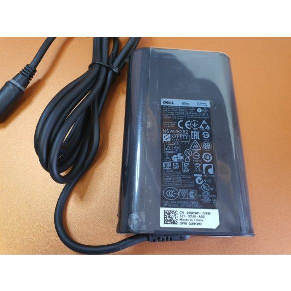 Gyári laptop töltő Dell 65W / 19,5V 3.34A / 7.4-5.0mm