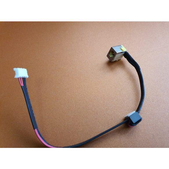 AC02 - DC aljzat vezetékkel Aspire E1-530, E1-531, E1-571, Aspire V3-551, V3-571, Easynote Q5WTC, TE11HC