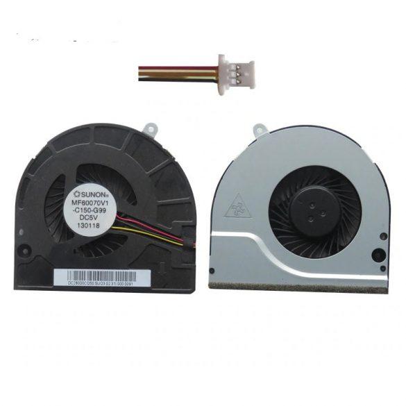 AC05 - CPU hűtő ventilátor Aspire E1-532, E1-570, E1-572