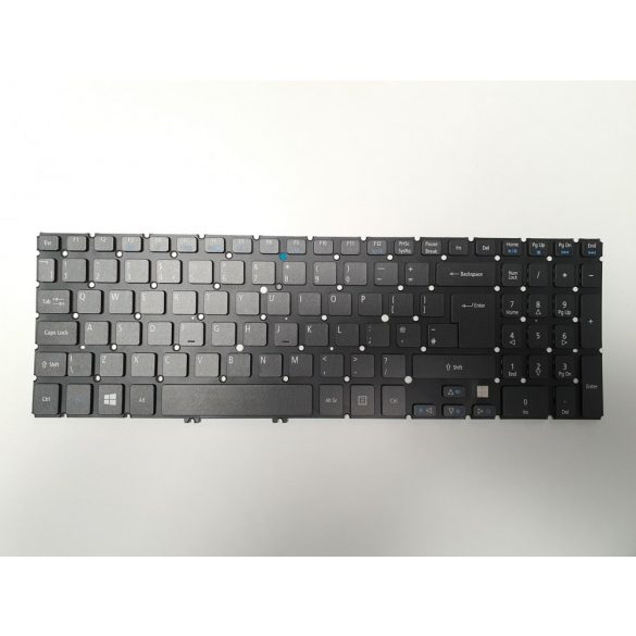 AC05 - klaviatúra angol UK, fekete (Aspire V5-531, V5-551, V5-552, V5-571, V5-572, V5-573, V7-581)