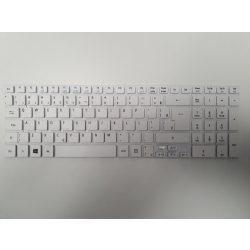 AC06 - klaviatúra portugál PT, fehér (E5-511, E5-521, E5-571, E5-572, ES1-512, ES1-711)
