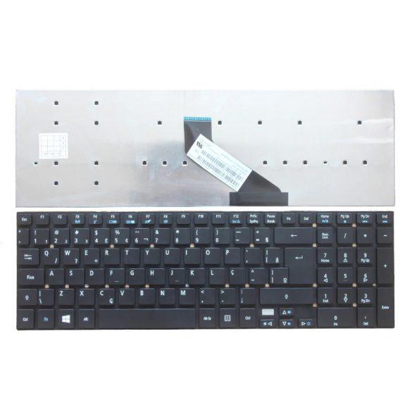 AC06 - klaviatúra spanyol SP, fekete (E5-511, E5-521, E5-571, E5-572, ES1-512, ES1-711)