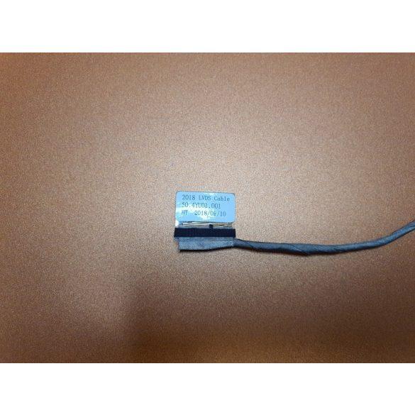 AC06 - Aspire E1-522, E1-522G, P. Bell TE69KB, MS2384 videó kábel 30 pin eDp