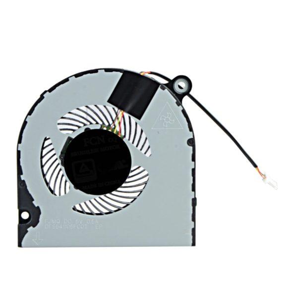 AC08 - CPU hűtő ventilátor Aspire 3 A314-31, A315-21, A315-31, A315-51, A315-52, A515-51, A515-51G