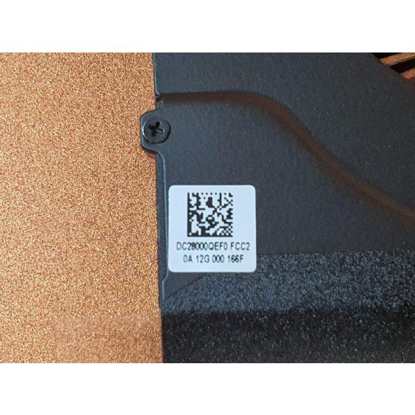AC09B - GPU hűtő ventilátor  Acer Nitro 5 AN515-55, AN517-52 (DFS5K223052836)