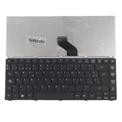 AC11 - klaviatúra spanyol SP, fekete (Aspire 3820T 3820TG 3820TZG 4820T 4810)