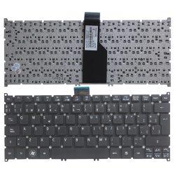 AC13 - klaviatúra spanyol SP, fekete (Aspire One 725, 726, 756, S3-371, S3-391, Aspire V5-121, V5-171)