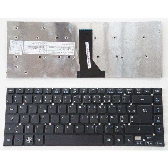 AC15 - klaviatúra francia FR, fekete (Aspire E1-410G, E1-430, ES1-332, ES1-511, ES1-520)