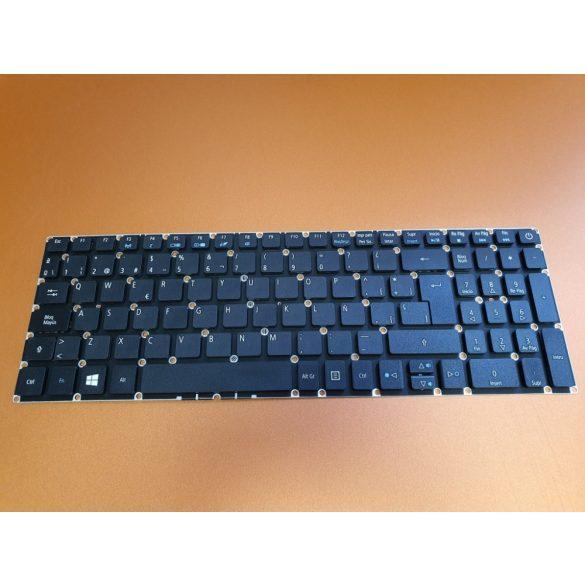 AC17 - klaviatúra spanyol SP, fekete (Aspire E5-522, E5-532, E5-574, E5-752, E5-772, E5-773)