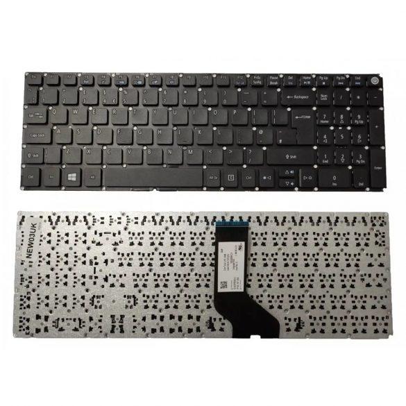 AC17 - klaviatúra angol UK, fekete (Aspire E5-522, E5-532, E5-574, E5-752, E5-772, E5-773)
