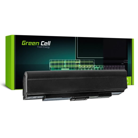 Green Cell akku Acer Aspire One 721  753 Aspire 1551 / 11,1V 4400mAh