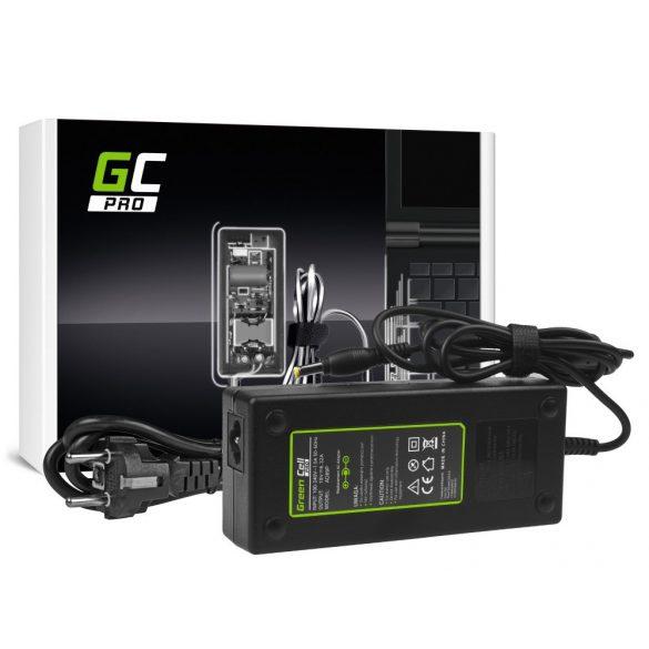 Green Cell laptop töltő Acer 120W / 19V 6.32A / 5.5-1.7mm