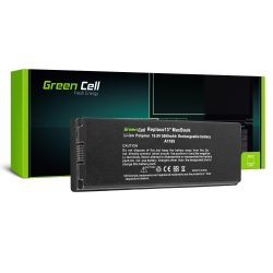 Green Cell akku Apple Macbook 13 A1181 2006-2009 (black) / 11,1V 5600mAh
