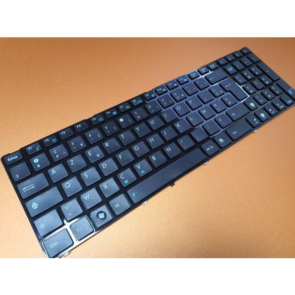 AS01 - klaviatúra francia FR, fekete (A52 K52 K53 F50 F70 N50 N51 N52 N53 X52 X54 X61)