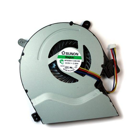 AS04 - CPU hűtő ventilátor X451CA, X551CA, X451, X551, X551MA