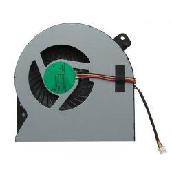 AS07 - CPU hűtő ventilátor K55D, K55DR (AMD processzoros)
