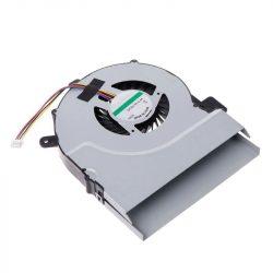 AS07 - CPU hűtő ventilátor Asus A55A, A55VD, A55VJ, A55VM, K55A, K55VD, K55VJ, K55VM (Intel processzoros)
