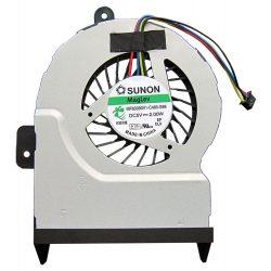 AS07 - CPU hűtő ventilátor K55, X55A, K55X, X55, X55C, X55A, X55U, X55SA, F55, F45