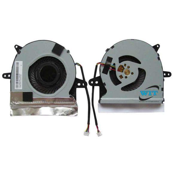 AS10 - CPU hűtő ventilátor X401U, X501U