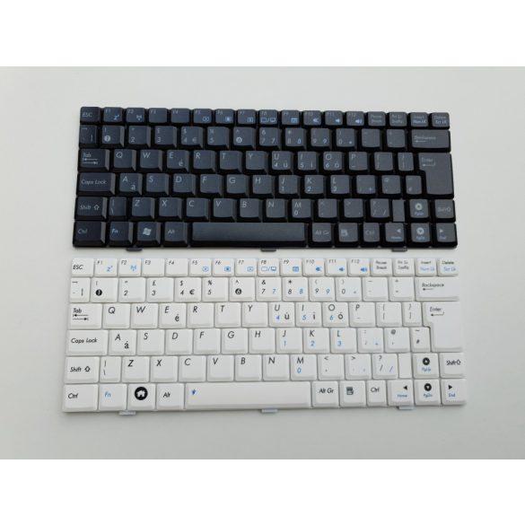 AS10 - klaviatúra angol UK, fekete (EEE PC 904, 904 HD, 905, 1000, 1000H, U1, U2)