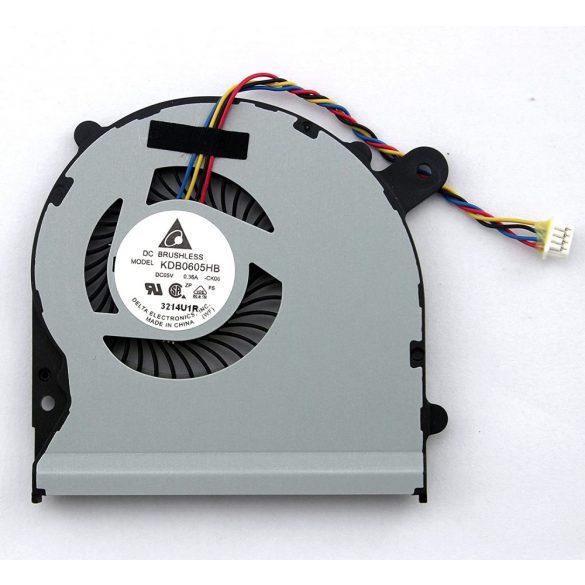 AS11 - CPU hűtő ventilátor S400, S500, S500C, S500CA, X502