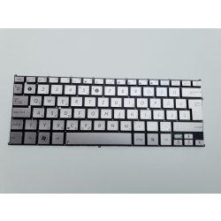 AS11 - klaviatúra magyar, ezüst (Zenbook UX21, UX21E, UX21A )