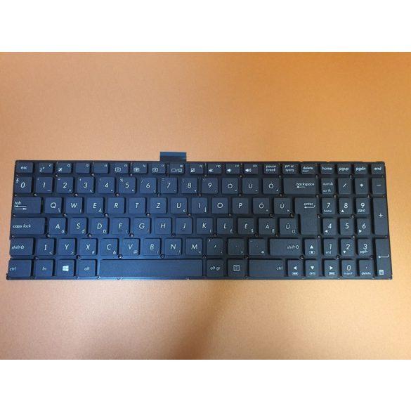 AS14 - klaviatúra magyar HU, fekete (A555, F553, F555, K553, K555, R506, R556, X551, X554, X555)