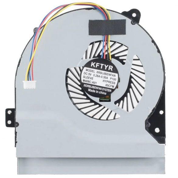 AS15 - CPU hűtő ventilátor ASUS A450, A550, K552, X450, X550