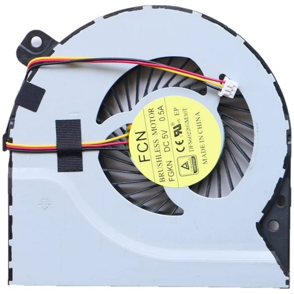 AS17 - CPU hűtő ventilátor Asus X550D  K550D X750DP X750JB   R751 K750 K750L K750LA K750LB K750LN