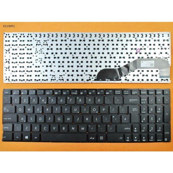 AS19 - klaviatúra angol UK, fekete (F541, K541, X541 X541U X541UA X541UV X541S X541SC)