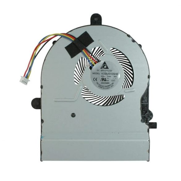 AS24 - CPU hűtő ventilátor ASUS A501L, K501LX, K501UX, V505L