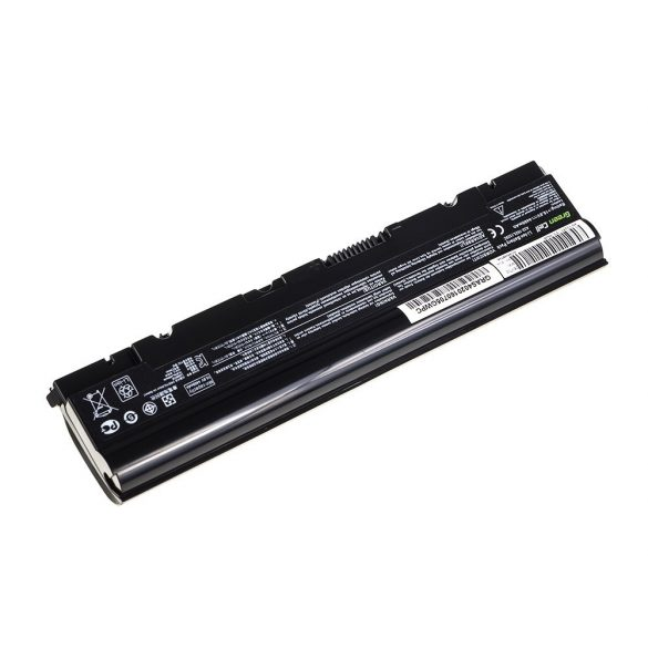 Green Cell akku Asus Eee-PC 1025 1025B 1025C 1225 1225B 1225C / 11,1V 4400mAh