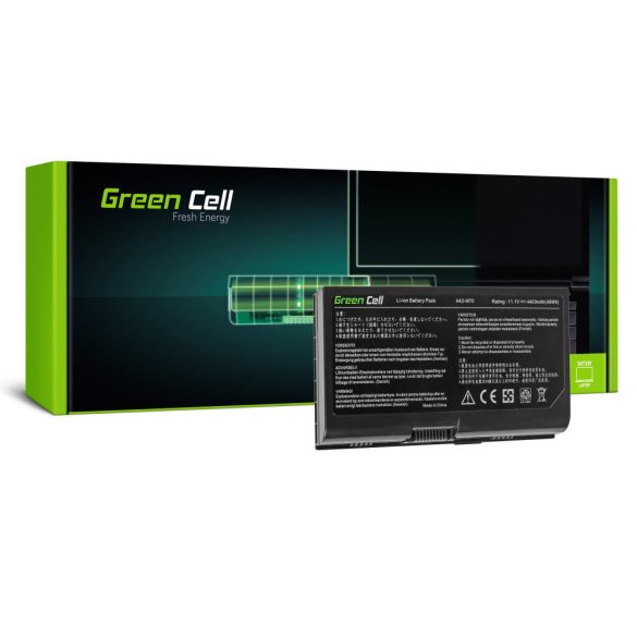 Green Cell akku for Asus G71 G72 F70 M70 X71 / 11,1V 4400mAh