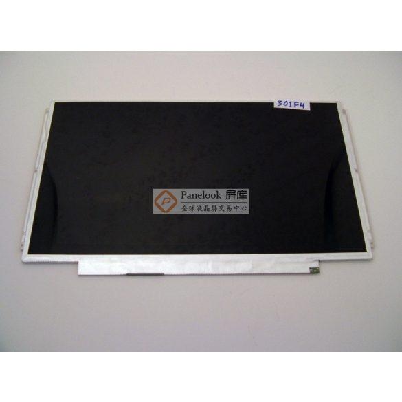 """B133XW03 V.0  AU Optronics LCD 13,3"""" SLIM HD 40 pin fényes"""