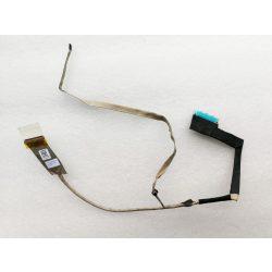 DE02 - Dell Latitude E5530 videó kábel  LVDS 40 pin 0P2FG7, DC02C002H00 (Full HD)